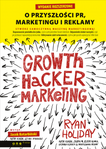 książka growth hacker marketing ryan holiday